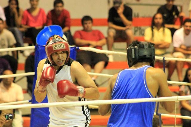 Realizarán en Eldorado un festival boxístico amateur