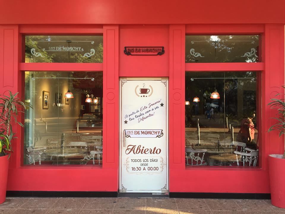 Comunidad de Misiones Online: Los ganadores de los vouchers del Café Château de Monchy son…