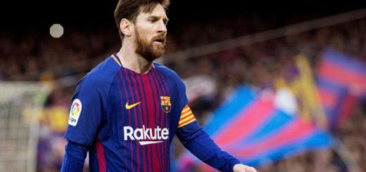 Lionel Messi juega una nueva final de Copa del Rey