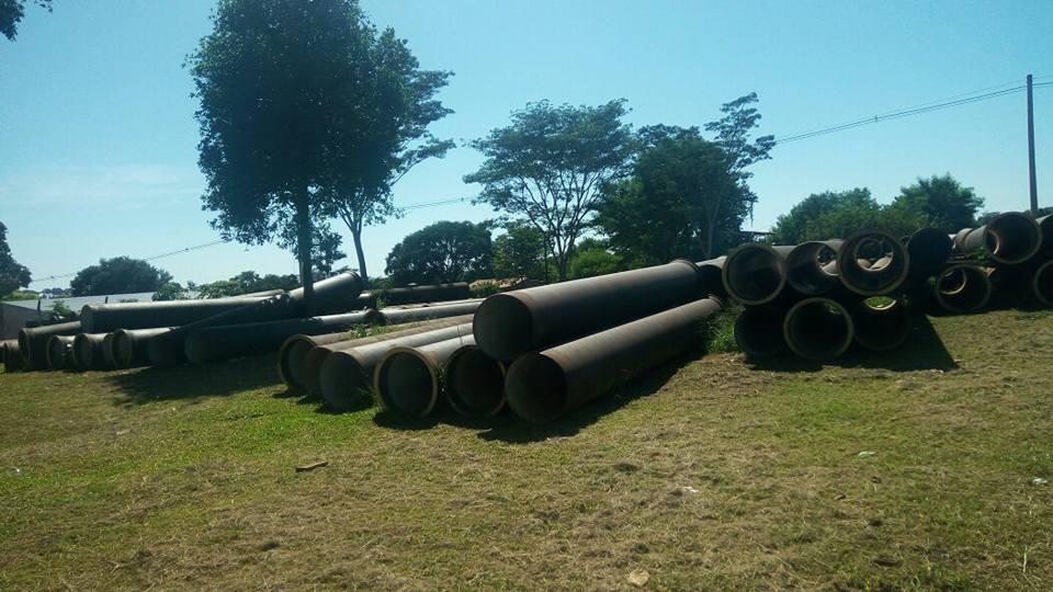 Puerto Iguazú: menor quedó en grave estado tras caer sobre unos caños en el barrio Santa Rosa