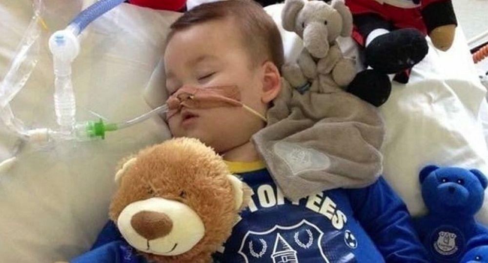 Bebé en estado terminal fue desconectado, pero respira por sus propios medios