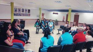 En San Pedro maestras del nivel inicial se reunieron para formar parte de UDPM