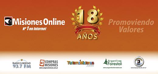 Premiación y reconocimiento a empresas misioneras por su responsabilidad social y aporte a la generación de empleo en el 18 Aniversario de MisionesOnline