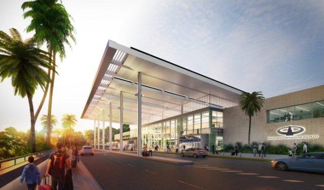 Iguazú: «El nuevo aeropuerto estará en sintonía con lo que ofrecemos en el destino, donde nos esforzamos por brindar excelencia y alta calidad»