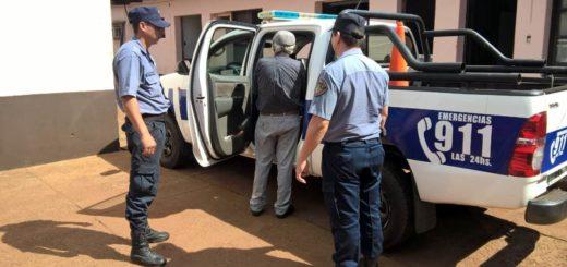 Casos de cuento del tío en Oberá: al anciano lo liberaron por su edad, pero lo comprometen hasta las filmaciones de las cámaras de seguridad del centro