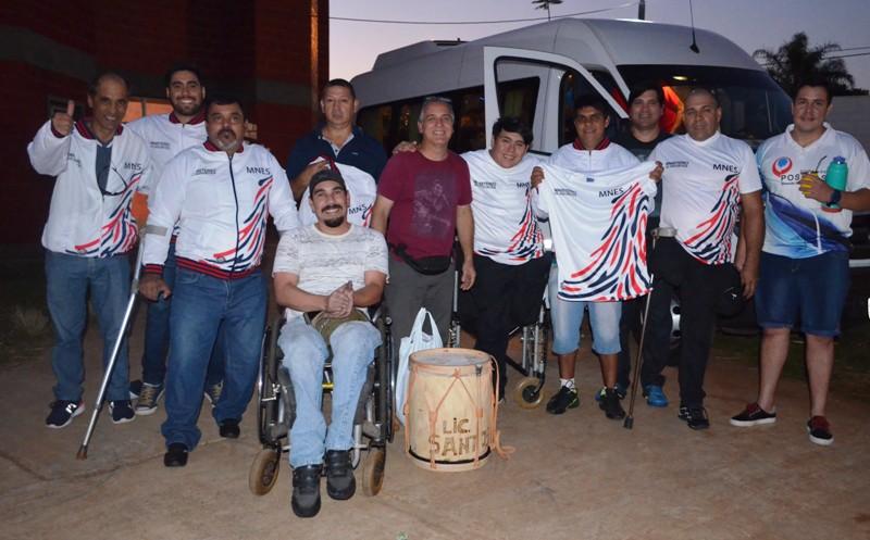Básquet adaptado: Los Yaguaretés jugarán en Ezeiza