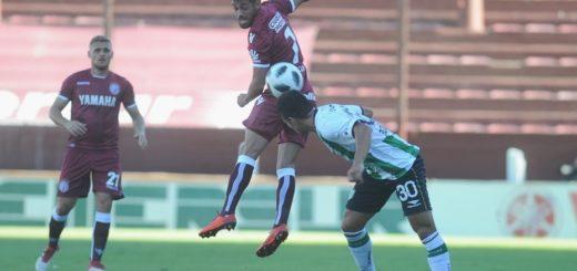 Superliga: Lanús y Banfield defraudaron en el Clásico del Sur