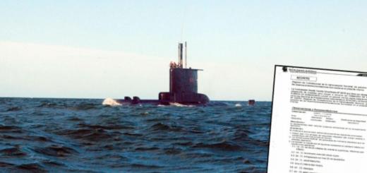 Todo sobre el ARA Salta, el único submarino operativo de la Argentina tiene fallas graves