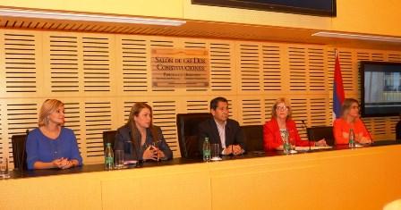Legislatura: Presentan ciclo de conferencias sobre educación emocional
