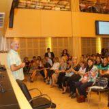 Con la presencia de Lucas Malaisi realizaron una capacitación sobre Educación Emocional en el Instituto Santa María de Posadas