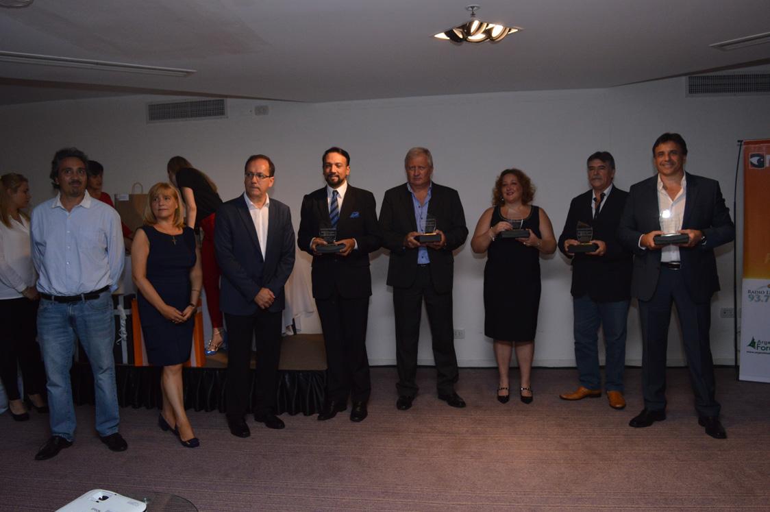 Misiones Online #18 Aniversario: Arauco Argentina fue una de las siete empresas distinguidas por su aporte a la generación de empleo en Misiones
