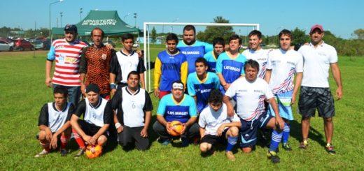 Fútbol para ciegos: Los Magos disputaron el primer torneo defútbol5 de cara a las preparaciones para la Liga Nacional