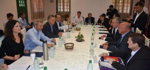 Visita Presidencial: reunión interministerial logró avances importantes para la Provincia