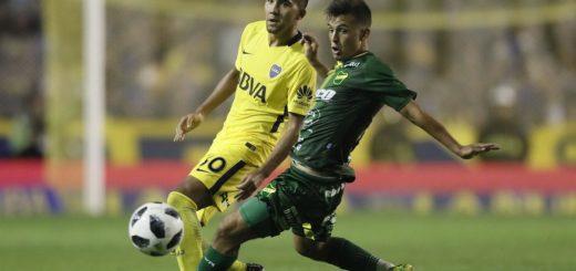 Defensa y Justicia sorprendió a Boca en la Bombonera y le ganó con dos goles de un ex Crucero