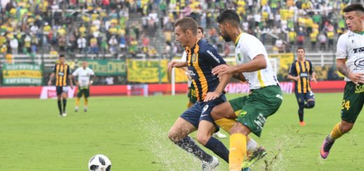 Superliga: Defensa confirmó su gran momento con un triunfo ante Rosario Central