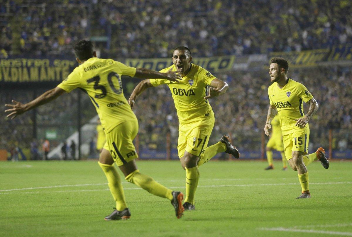 Con un Pavón brillante, Boca mostró autoridad y le ganó a Newell's