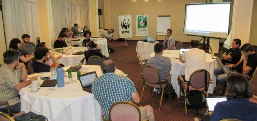 Iguazú: La Organización Mundial de Conservación (WWF) define las metas de planificación de estrategias para la conservación de la biodiversidad en los países de las tres frontera
