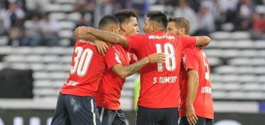 Con un golazo de Gigliotti, Independiente hundió a Talleres y alivió a Boca