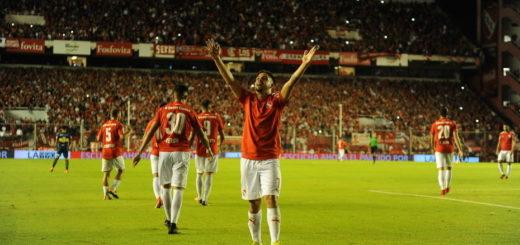 Con gol del posadeño Benítez, Independiente le dio un duro golpe a Boca