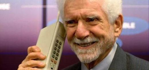 Hoy se cumplen 45 años de la primera llamada por celular, mirá cómo fue
