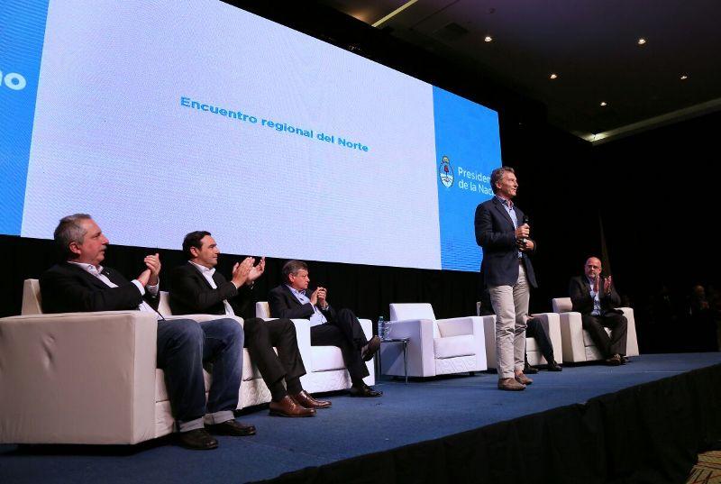 Passalacqua participó en Resistencia del primer encuentro regional del Plan Belgrano