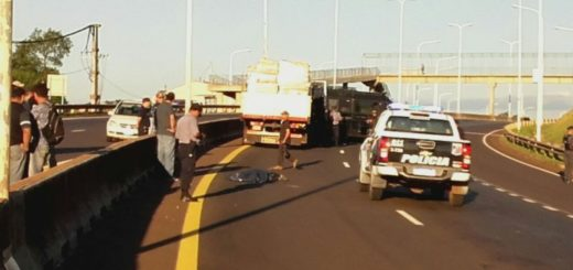 """El camionero que chocó a Sotelo le dijo a la Policía: """"No me dio tiempo de maniobrar"""""""