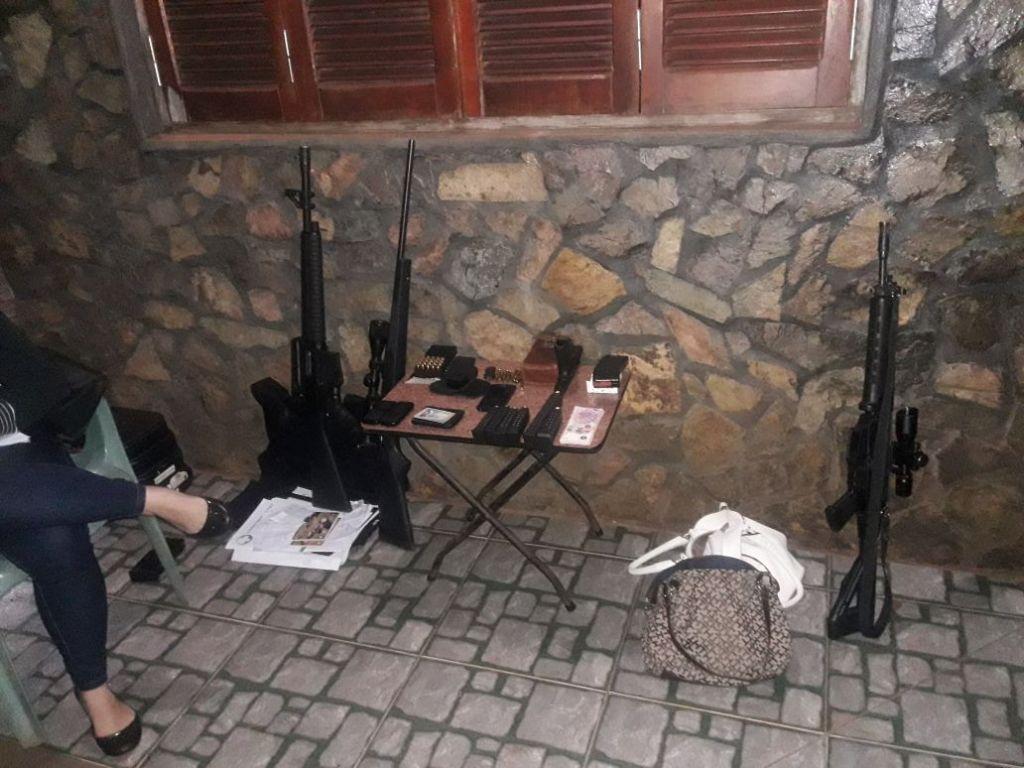Itapúa: cae un poderoso capo narco que manejaba el envío de cargamentos a la Argentina