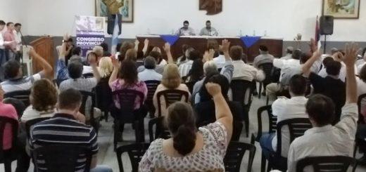 El Congreso Provincial del PJ elige sus autoridades