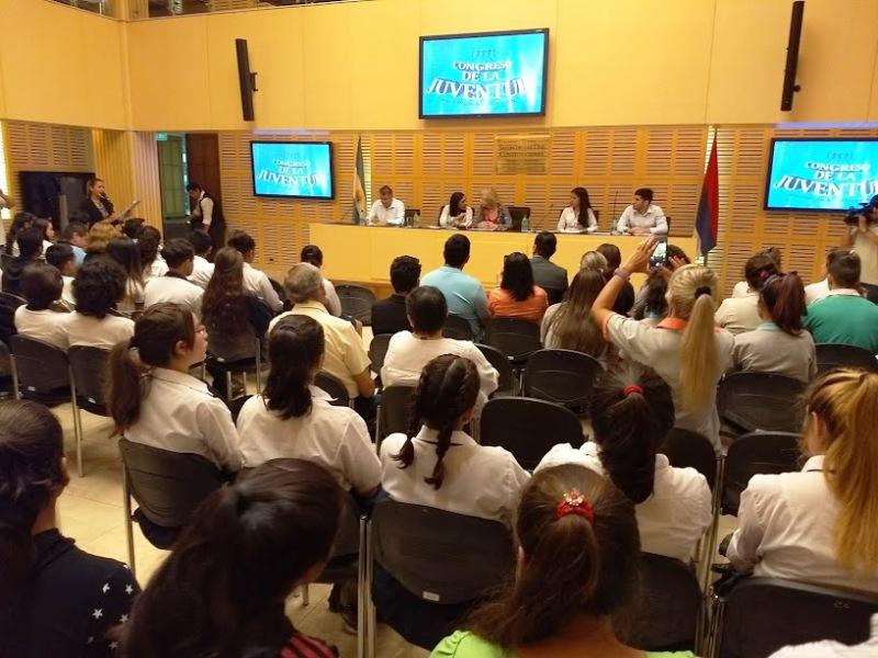 El 8 de Junio se realizará el XVI Congreso de la Juventud en Posadas