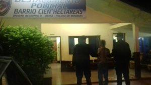 """Después de un raid delictivo detuvieron en Oberá al irascible """"Ichu"""""""