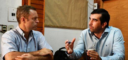 Jerónimo Lagier asumió como coordinador de Agricultura Familiar de Misiones