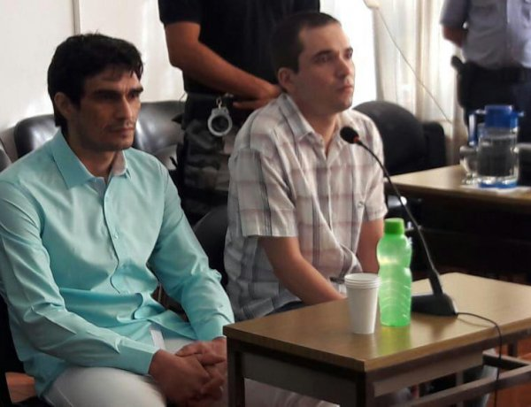 Matanza de Los Helechos: condenaron a prisión perpetua a los dos acusados