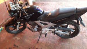 Robaron una moto y la escondieron en el cementerio de Gobernador Roca