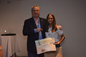 Misiones Online #18 Aniversario: Estudiantes de Chubut y Neuquén son las ganadores de la Beca Majú SA por Mejor Promedio de las secundarias del país