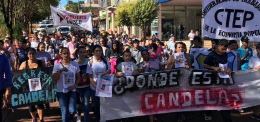"""Desaparición de Candela en San Vicente: """"Mi hija se fue engañada"""", dijo la madre"""