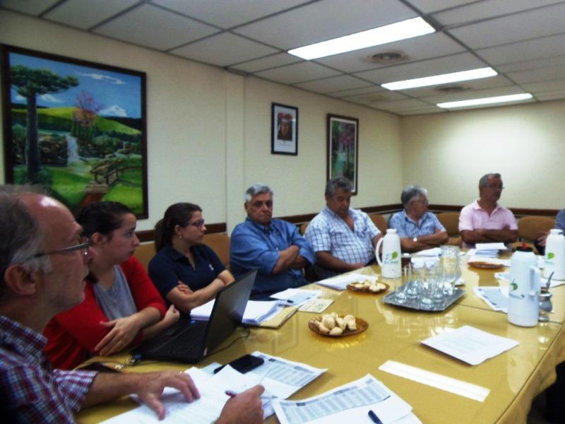 Se reunió la Mesa provincial Ovina/Caprina Provincial (UEP Misiones) y trató el desarrollo de la actividad