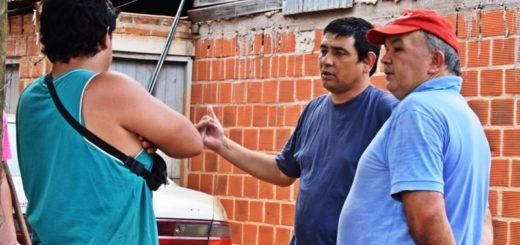 El municipio realizó tareas de limpieza y arreglos de calles en distintos barrios de Posadas