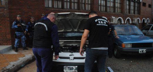 """Mega Operativo en una veintena de """"concesionarias"""" de la comunidad gitana"""