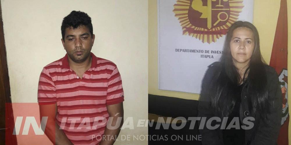 Dos detenidos por el incendio en la municipalidad de Encarnación Paraguay