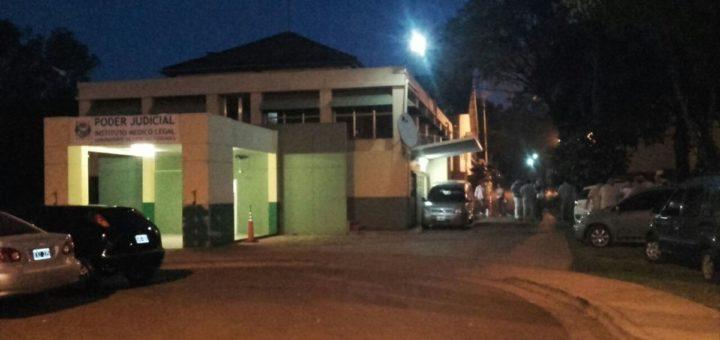 Hallaron una bala en el cuerpo del joven acusado de haber violado a la nena de Pozo Azul