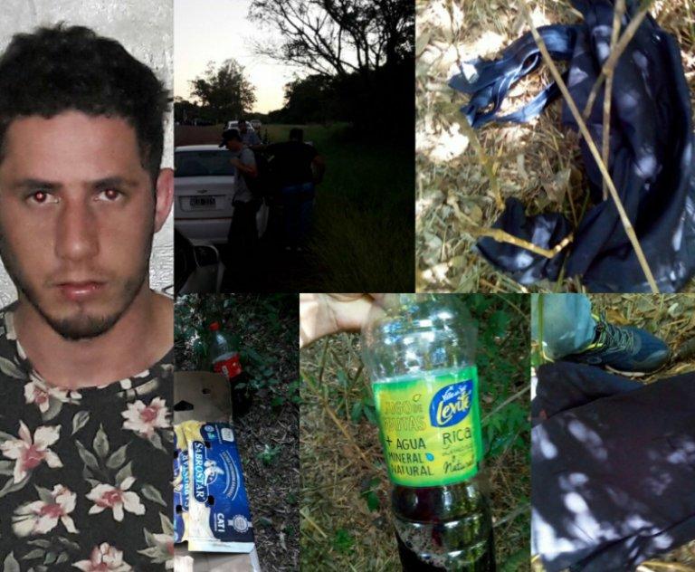 Niña violada: creen que Sotelo atacó a la nena con la pata de cabra que encontraron en su auto