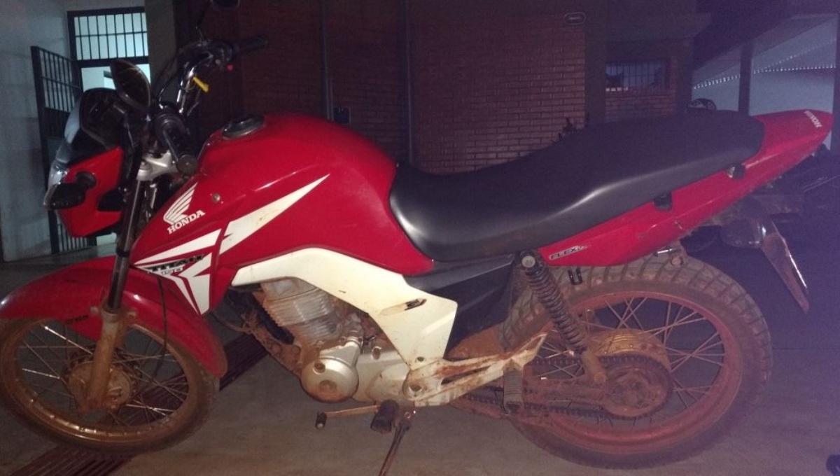Dieron con tres motos robadas, en distintos operativos hechos en Misiones