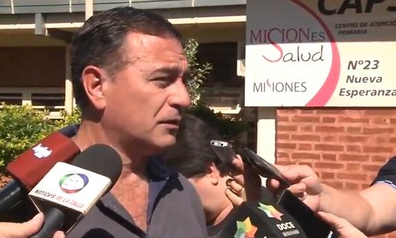 Tras el brote de sarampión en Buenos Aires, el ministro de Salud de Misiones aseguró que saldrán a buscar a quienes no están vacunados