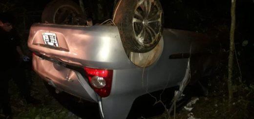Empleada del IPS de Eldorado murió tras salir despedida de un auto tras un vuelco