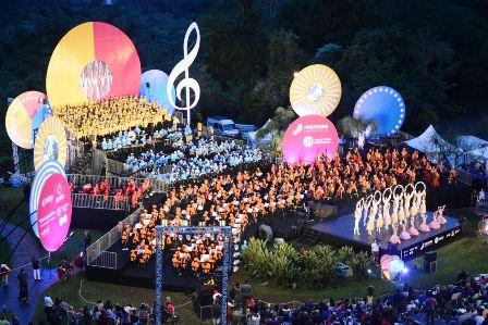 Comienza hoy el Iguazú en Concierto: el gran evento musical de la ciudad de las Cataratas