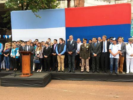 """Aguirre: """"La guerra me dio temple y valentía pero sobre todas las cosas me enseñó a valorar la paz y la unidad"""""""