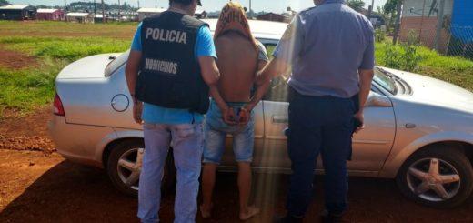 Posadas: prófugo por intento de homicidio se escondió de la Policía en una heladera, pero igual lo capturaron
