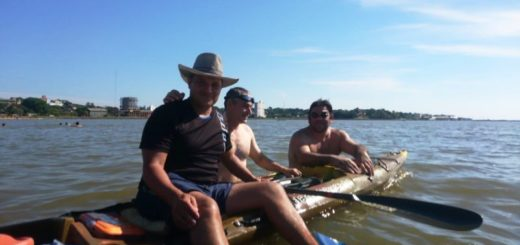 Estuvieron en la tragedia del Paraná y este domingo volverán a competir en Aguas Abiertas