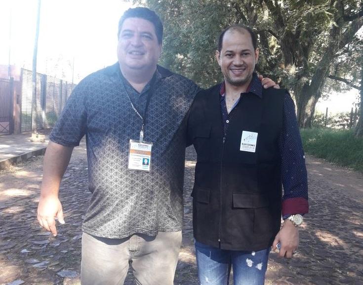 Daniel Domínguez, el misionero que fue observador internacional en las elecciones de Paraguay, calificó los comicios como «absolutamente transparentes»