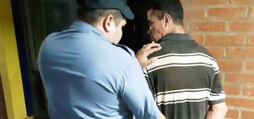 """Atraparon a """"Carayá"""" en pleno intento de robo en Posadas"""